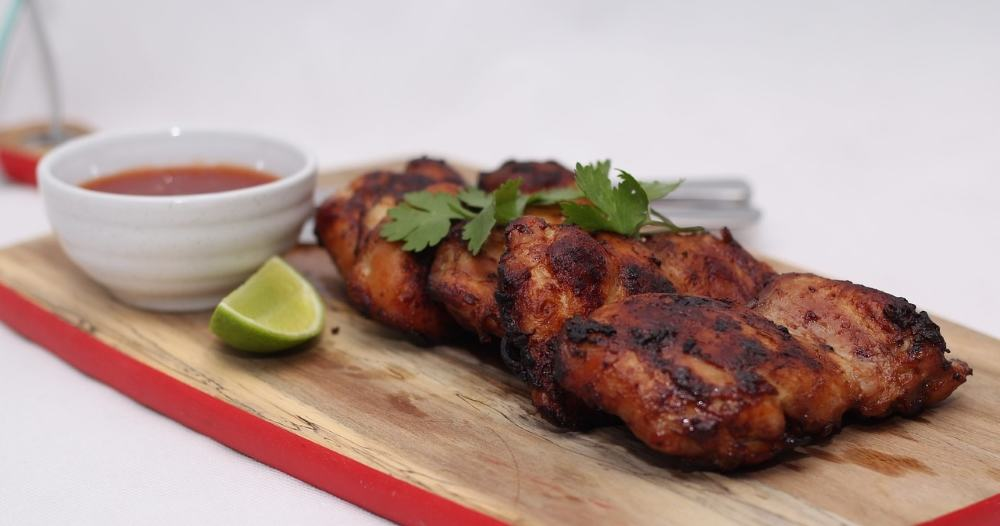 Myolean Fitness - Blackened Chicken Recipe