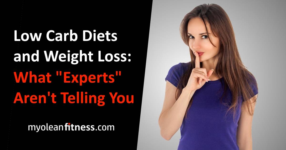 Low Carb Diets and Weight Loss: What The Experts Aren't ...