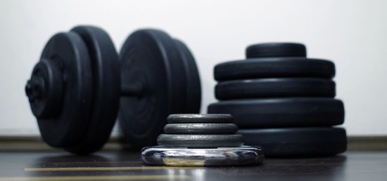 A workout to Build Muscle at Home - Myolean Fitness 2