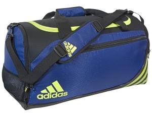 Adidas Duffel Bag - Fitness Gift Ideas - Myolean Fitness 1