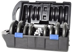 Adjustable Dumbbell Set - Fitness Gift Ideas - Myolean Fitness 1