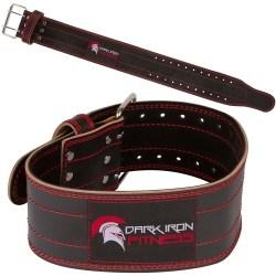 Dark Iron Fitness Weight Lifting Belt - Fitness Gift Ideas - Myolean Fitness 1