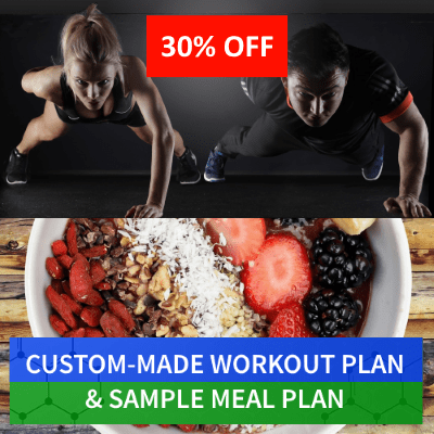 Workout Plan & Sample-Meal Plan - June 2020 - Myolean Fitness