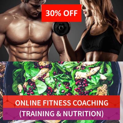 Online Fitness Coaching (Training & Nutrition) - June 2020 - Myolean Fitness