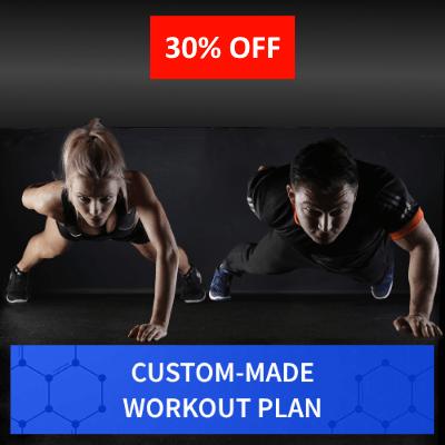Custom-Made Workout Plan - June 2020 - Myolean Fitness