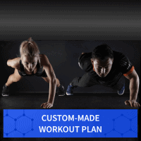 Custom-Made Workout Plan for Menu