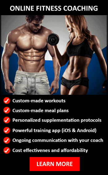 Online Coaching Side Widget within text 3 - Myolean Fitness