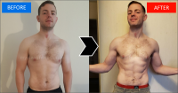 Lucas' Nine-Week Fat Loss Transformation 600 - Myolean Fitness