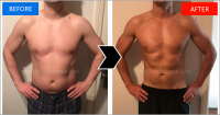Ian's Fat Loss Transformation 600 - Myolean Fitness