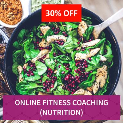 Online Fitness Coaching (Nutrition) - June 2020 - Myolean Fitness
