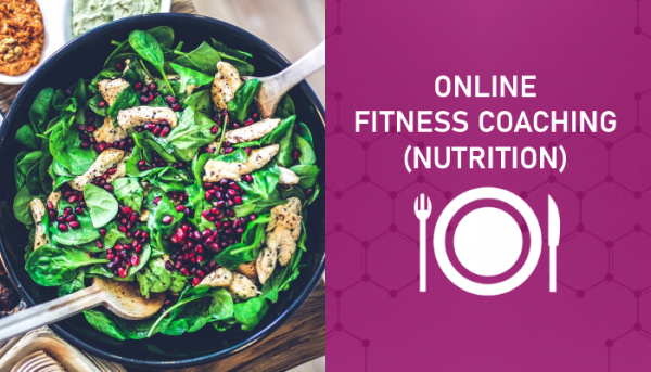 Online Fitness Coaching (Nutrition) for Quiz - Myolean Fitness