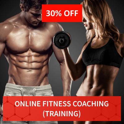 Online Fitness Coaching (Training) - June 2020 - Myolean Fitness