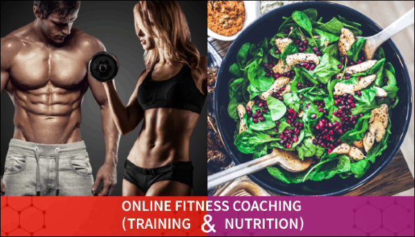 Online Fitness Coaching (Training & Nutrition) for Blog Sidebar - Myolean Fitness