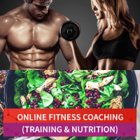 Online Fitness Coaching (Training & Nutrition) for Menu April 2020 - Myolean Fitness