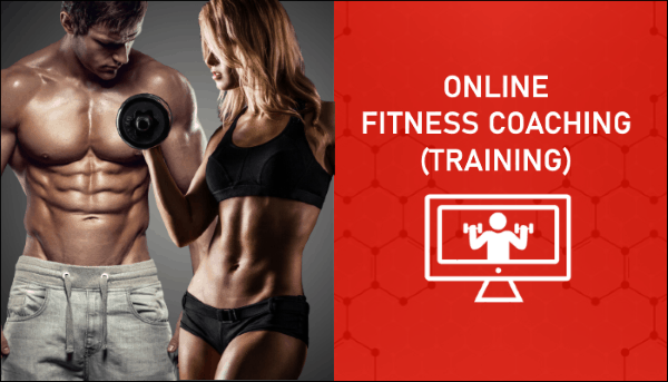 Online Fitness Coaching (Training) for Blog Sidebar - Myolean Fitness