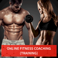 Online Fitness Coaching (Training) for Menu April 2020 - Myolean Fitness